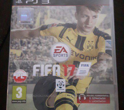 Gra sportowa FIFA 17