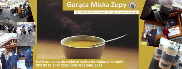 """Jeden dzień z realizacji projektu  """"Gorąca Miska Zupy"""""""
