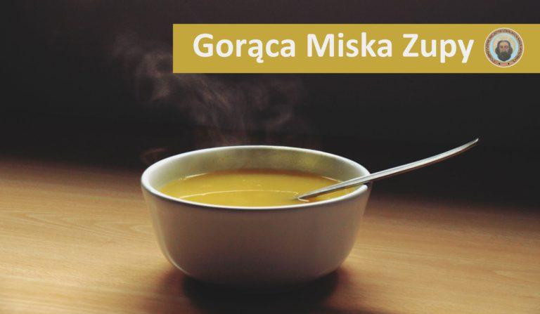 Pierwszy dzień projektu Gorąca Miska Zupy