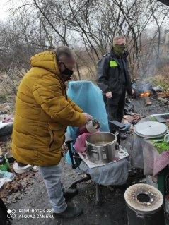 Pomagamy bezdomnym