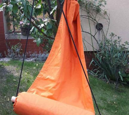 Fotel hamakowy jednoosobowy GardenStar