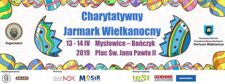 Charytatywny Jarmark Wielkanocny 2019