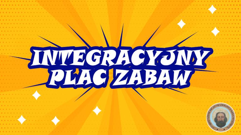 Integracyjny Plac Zabaw