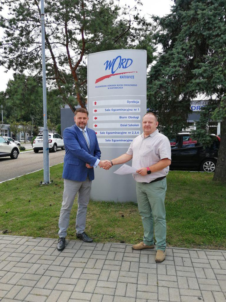 Współpraca z WORD-Katowice