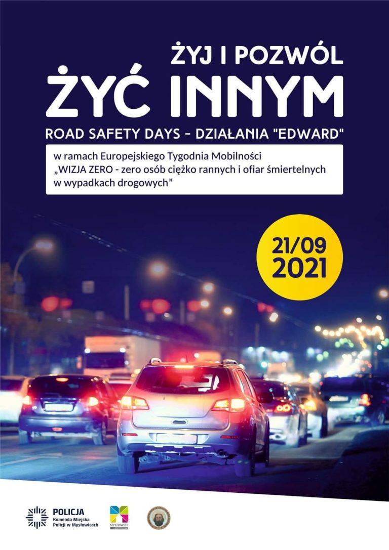 Akcja promująca bezpieczeństwo w ruchu drogowym